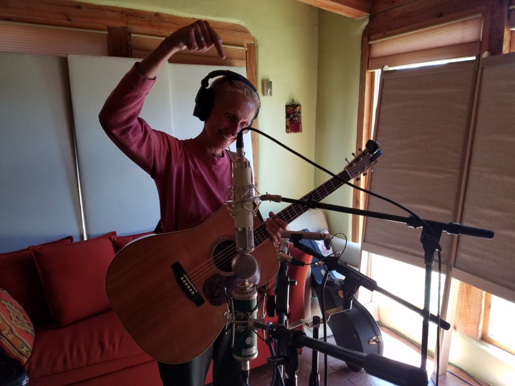 Taos Recording - Custom C12m & Blue Kiwi in MS configuration